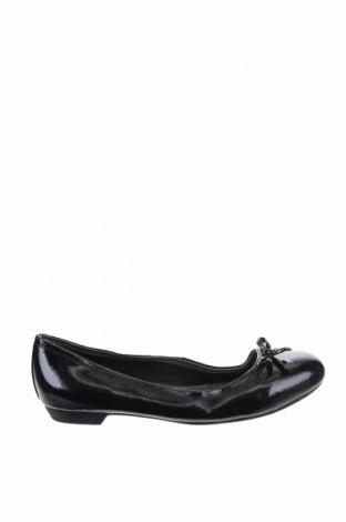 Дамски обувки Marks & Spencer, Размер 39, Цвят Черен, Естествена кожа, Цена 36,96лв.