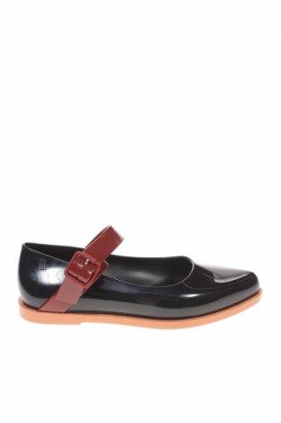 Дамски обувки Melissa, Размер 35, Цвят Черен, Полиуретан, Цена 55,77лв.