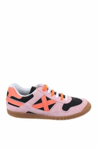 Дамски обувки Munich, Размер 37, Цвят Многоцветен, Естествен велур, текстил, Цена 48,65лв.
