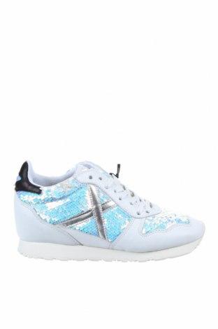 Дамски обувки Munich, Размер 38, Цвят Бял, Текстил, естествена кожа, еко кожа, Цена 55,65лв.