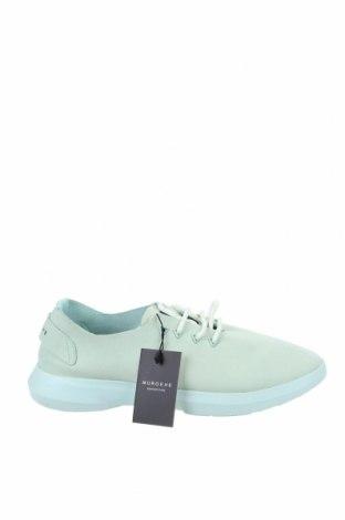 Дамски обувки Muroexe, Размер 42, Цвят Зелен, Текстил, Цена 81,75лв.