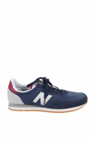 Női cipők New Balance, Méret 39, Szín Kék, Textil, valódi velúr, Ár 10024 Ft