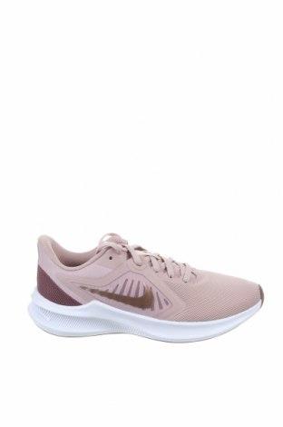 Дамски обувки Nike, Размер 38, Цвят Розов, Текстил, Цена 126,75лв.