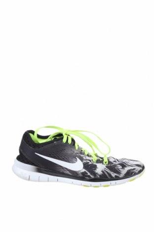 Дамски обувки Nike, Размер 36, Цвят Сив, Текстил, Цена 34,55лв.