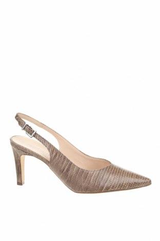 Γυναικεία παπούτσια Peter Kaiser, Μέγεθος 41, Χρώμα Καφέ, Γνήσιο δέρμα, Τιμή 29,23€