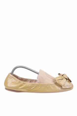 Дамски обувки Prada, Размер 40, Цвят Бежов, Еко кожа, Цена 209,30лв.