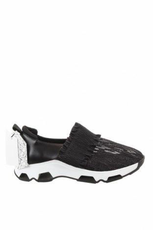 Дамски обувки Sixty Seven, Размер 41, Цвят Черен, Еко кожа, текстил, Цена 58,86лв.