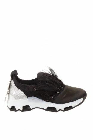 Γυναικεία παπούτσια Sixty Seven, Μέγεθος 36, Χρώμα Πολύχρωμο, Κλωστοϋφαντουργικά προϊόντα, δερματίνη, φτερά, Τιμή 23,41€