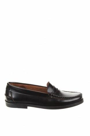 Дамски обувки Son Castellanisimos, Размер 38, Цвят Черен, Естествена кожа, Цена 119,25лв.