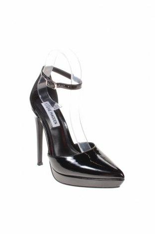Дамски обувки Steve Madden, Размер 37, Цвят Черен, Еко кожа, Цена 141,75лв.