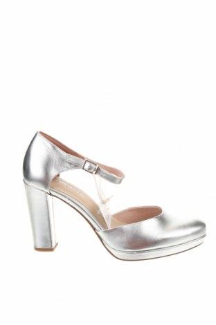 Дамски обувки Tamaris, Размер 41, Цвят Сив, Еко кожа, Цена 39,44лв.