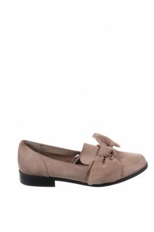 Дамски обувки Target, Размер 37, Цвят Бежов, Текстил, Цена 16,54лв.