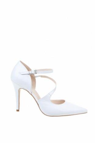 Дамски обувки Zign, Размер 40, Цвят Бял, Естествена кожа, Цена 89,25лв.