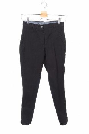 Дамски панталон, Размер XS, Цвят Черен, 95% памук, 5% еластан, Цена 8,02лв.
