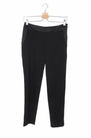 Дамски панталон Banana Republic, Размер XS, Цвят Черен, 60% полиестер, 39% вискоза, 1% еластан, Цена 40,95лв.