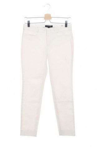 Дамски панталон Banana Republic, Размер XS, Цвят Екрю, 56% вискоза, 39% памук, 5% еластан, Цена 126,75лв.