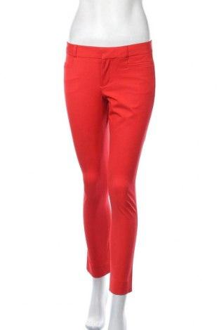 Дамски панталон Banana Republic, Размер XS, Цвят Червен, 56% вискоза, 39% памук, 5% еластан, Цена 114,92лв.
