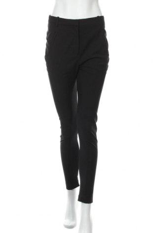 Дамски панталон By Malene Birger, Размер XS, Цвят Черен, 67% полиестер, 15% вискоза, 15% вълна, 3% еластан, Цена 80,24лв.