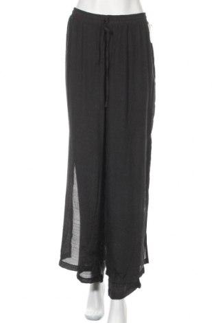 Дамски панталон Caroline K Morgan, Размер XL, Цвят Черен, 70% вискоза, 30% полиамид, Цена 40,95лв.