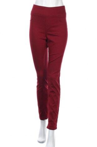 Γυναικείο παντελόνι Collection L, Μέγεθος S, Χρώμα Κόκκινο, 65% βαμβάκι, 33% πολυεστέρας, 2% ελαστάνη, Τιμή 11,82€