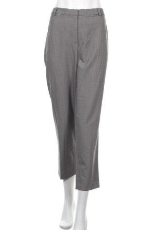 Γυναικείο παντελόνι Diana Ferrari, Μέγεθος XL, Χρώμα Γκρί, 78% πολυεστέρας, 18% βισκόζη, 4% ελαστάνη, Τιμή 8,18€