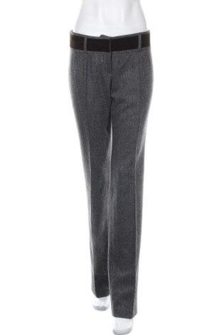Дамски панталон Dolce & Gabbana, Размер S, Цвят Сив, 100% вълна, Цена 172,00лв.