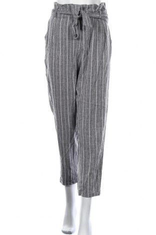 Дамски панталон Dotti, Размер XL, Цвят Сив, 73% полиестер, 25% памук, 2% еластан, Цена 23,10лв.