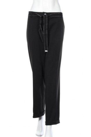 Дамски панталон Elena Miro, Размер XXL, Цвят Черен, 95% полиестер, 5% еластан, Цена 46,20лв.
