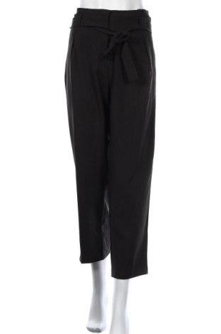Дамски панталон Forcast, Размер XL, Цвят Черен, 95% полиестер, 5% еластан, Цена 21,95лв.