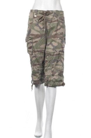 Дамски панталон Girl Xpress, Размер XL, Цвят Многоцветен, Памук, Цена 17,01лв.
