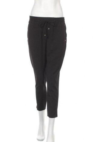 Дамски панталон H&M, Размер S, Цвят Черен, Полиестер, Цена 21,00лв.