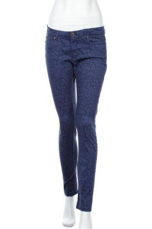 Дамски панталон H&M L.O.G.G., Размер M, Цвят Син, Цена 28,35лв.