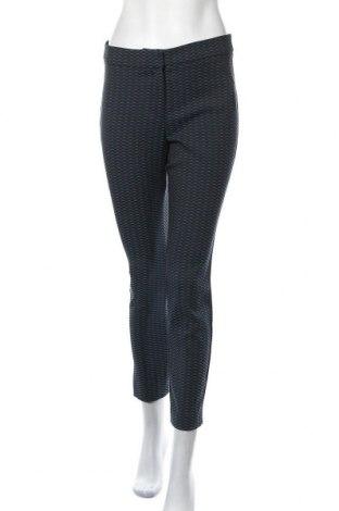 Дамски панталон Hallhuber, Размер S, Цвят Многоцветен, 87% полиестер, 10% полиамид, 3% еластан, Цена 39,90лв.