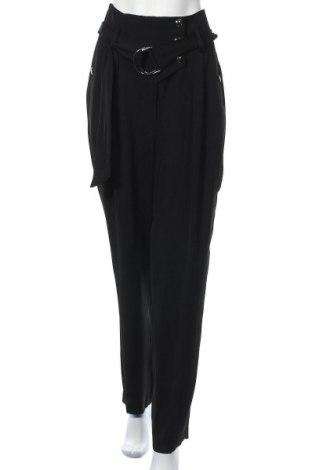 Дамски панталон Iro, Размер M, Цвят Черен, Вискоза, Цена 314,25лв.