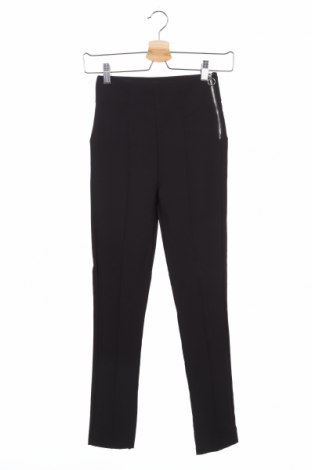 Дамски панталон Jennyfer, Размер XXS, Цвят Черен, 88% полиестер, 12% еластан, Цена 31,28лв.