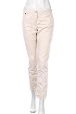 Γυναικείο παντελόνι Kenny S., Μέγεθος S, Χρώμα  Μπέζ, 97% βαμβάκι, 3% ελαστάνη, Τιμή 6,37€