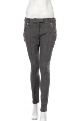 Дамски панталон MICHAEL Michael Kors, Размер M, Цвят Сив, 62% полиестер, 35% вискоза, 3% еластан, Цена 56,16лв.