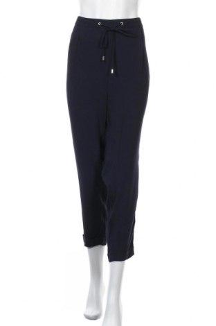 Дамски панталон Marks & Spencer, Размер XL, Цвят Син, Полиестер, Цена 27,30лв.