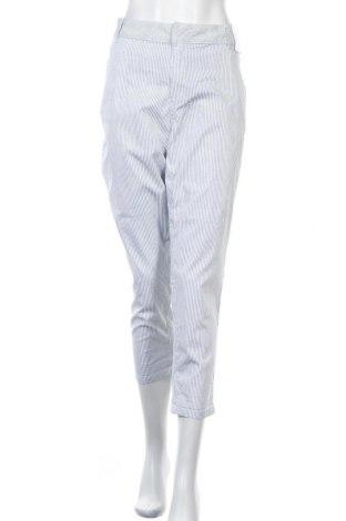 Γυναικείο παντελόνι Target, Μέγεθος XL, Χρώμα Λευκό, Βαμβάκι, ελαστάνη, Τιμή 16,37€