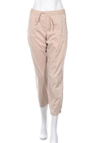 Дамски панталон Tom Tailor, Размер XL, Цвят Бежов, Цена 25,50лв.