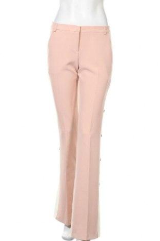 Дамски панталон Trussardi Jeans, Размер M, Цвят Розов, 94% полиестер, 6% еластан, Цена 119,40лв.