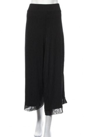 Дамски панталон Ts, Размер XXL, Цвят Черен, 95% полиестер, 5% еластан, Цена 26,25лв.