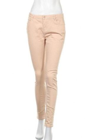 Дамски панталон Zebra, Размер M, Цвят Розов, 65% памук, 31% полиестер, 4% еластан, Цена 25,20лв.