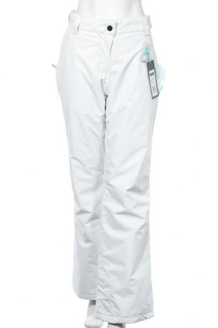 Дамски панталон за зимни спортове, Размер XL, Цвят Бял, 100% полиестер, Цена 53,41лв.