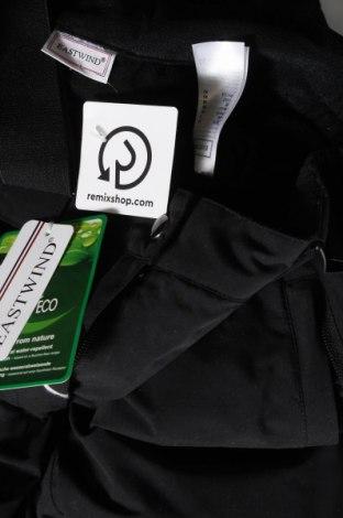 Дамски панталон за зимни спортове East Wind, Размер XS, Цвят Черен, 100% полиестер, Цена 59,15лв.