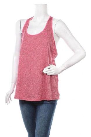 Γυναικείο αμάνικο μπλουζάκι Champion, Μέγεθος XL, Χρώμα Ρόζ , Πολυεστέρας, Τιμή 8,83€