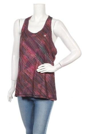 Γυναικείο αμάνικο μπλουζάκι Champion, Μέγεθος XL, Χρώμα Πολύχρωμο, 91% πολυεστέρας, 9% ελαστάνη, Τιμή 11,72€