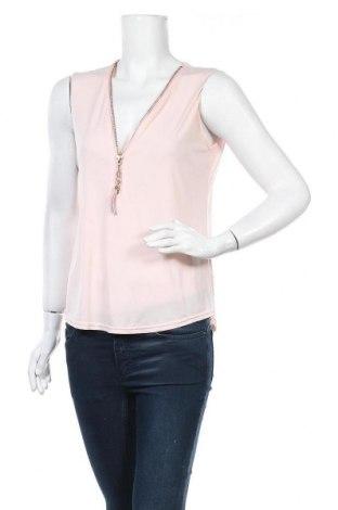 Дамски потник Creme Fraiche, Размер XL, Цвят Розов, 95% полиестер, 5% еластан, Цена 5,14лв.