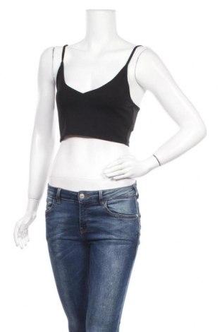 Дамски потник Even&Odd, Размер S, Цвят Черен, 95% памук, 5% еластан, Цена 18,98лв.