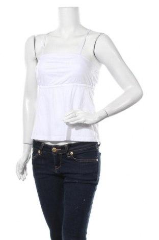 Дамски потник Even&Odd, Размер S, Цвят Бял, 50% памук, 50% модал, Цена 20,44лв.